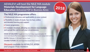 Aexalevi will host the NILE MA module