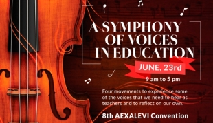 The 8th Aexalevi Convention is coming!