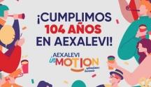 AEXALEVI IN MOTION JUNIO