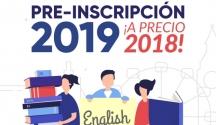 Inscripción 2019